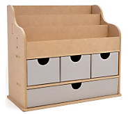 Beyond the Page MDF Large Desk Organizer - F244945