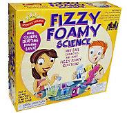 Fizzy Foamy Science - F248045