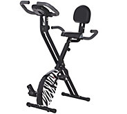 smoothXbike Pro Compact Foldable Exercise Bike - F11746