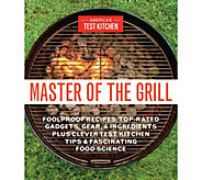 Master of the Grill by Americas Test Kitchen - F12346