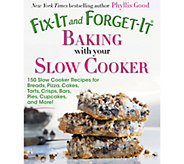 As Is Fix-It and Forget-It Baking w/ Your Slow Cooker by Phyllis Good - F198448