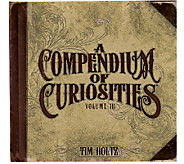 Holtz Idea-Ology Book - A Compendium Of Curiosities Vol III - F249150