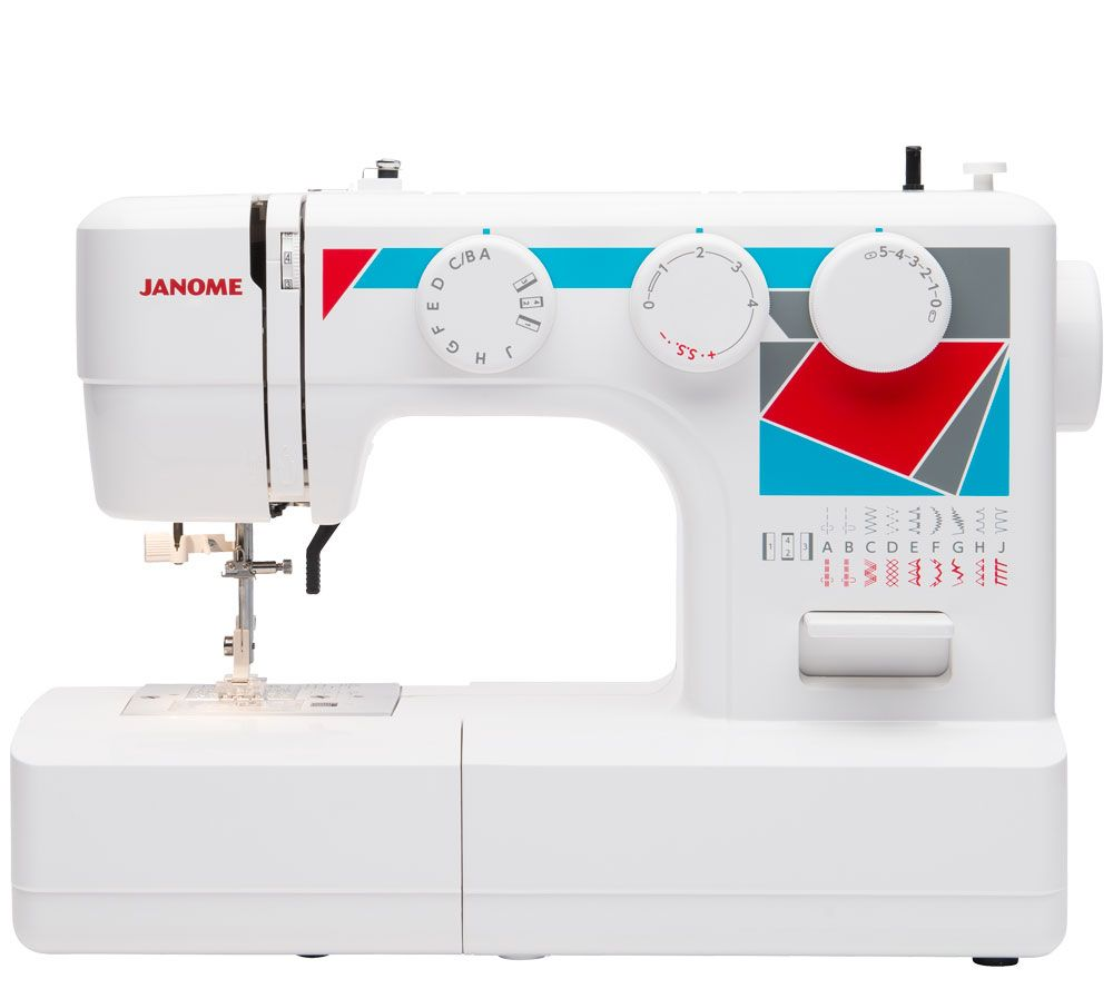 Janome MOD19 Sewing Machine  QVC