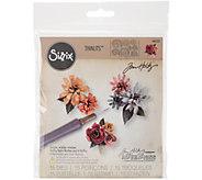 Sizzix Thinlits 15-Piece Tiny Florals Die Set by Tim Holtz - F249951