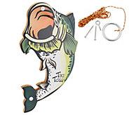 Tiki Toss The Original Hook & Ring Game - F11652