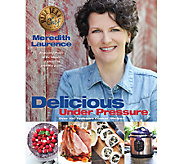 Blue Jean Chef: Delicious Under Pressure Cookbook - F11952