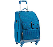 Lug Cruiser Four-Wheel Roller Bag - F249252