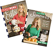 Eats and Simmers Cookbook Bundle by The Mix and Match Mama - F12854