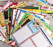 EZ Scrapbooks Months of the Year 24 Piece Paper Collection - F13054