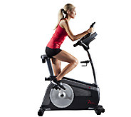 FreeMotion 250u Upright Exercise Bike - F249054