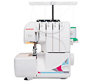 Janome MOD 8933D Serger Machine - F249454