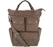 Lug North/South Designer Tote -Charleston - F12855