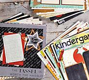 EZ Scrapbooks School Days 28 Piece Paper Collection - F13055