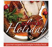 Sous Vide Holiday Cookbook - F248855