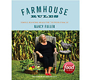 Farmhouse Rules Cookbook by Nancy Fuller - F12056