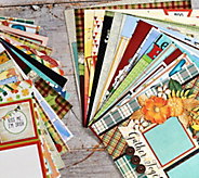 EZ Scrapbooks All Seasons Holiday 28 Piece Paper Collection - F13056