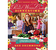 The Pioneer Woman Cooks: Dinnertime! by Ree Drummond Cookbook - F11957