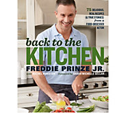 Back to the Kitchen by Freddie Prinze Jr. - F12357