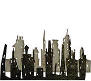 Sizzix Thinlits 2-Piece Skyline Cityscape Die Set by Tim Holtz - F250057