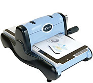 Sizzix Periwinkle BIGkick Machine - F250359