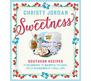 Sweetness Cookbook by Christy Jordan - F12560