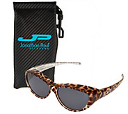 Jonathan Paul Safari Cat Fitover Sunglasses with Case - F12660