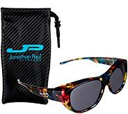 Jonathan Paul Allara Fitover Sunglasses with PolarVue - F12664