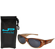Jonathan Paul Seaside Fitover Sunglasses with Case - F12665
