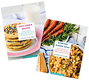 Everyday Dinner Ideas & Easy Cookie Recipes by Addie Gundry - F13165