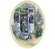Dimensions Garden Door Counted Cross-stitch Kit - F158065
