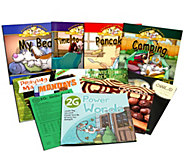 ARC Press Level Three (2 Green) 9-Book ReadingSet - F248665
