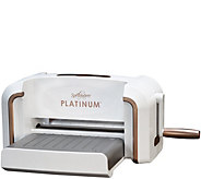 Spellbinders Platinum Cut & Emboss Machine - F250365