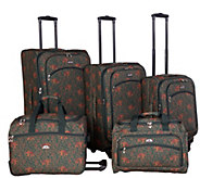 American Flyer Budapest 5-Piece Spinner LuggageSet - F249066
