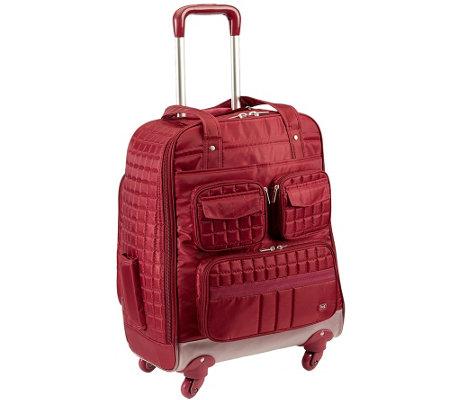 lug puddle jumper overnight gym bag on wheels f249266. Black Bedroom Furniture Sets. Home Design Ideas