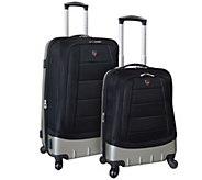 Travelers Club 2-Piece Hybrid Spinner Luggage Set - Valencia - F249366