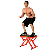 Stamina X Adjustable Height Plyo Box - F248667