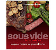 Sous Vide: The Cookbook - F248867