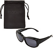 Haven Foldable Fits Over Sunglasses by Foster Grant - F12668