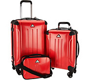 Triforce 3 Piece Spinner Luggage Collection - Apex - F12769
