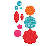 GO! Fabric Cutting Dies - Rose of Sharon - F246670