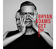 Bryan Adams Get Up CD - F12171