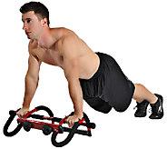 Stamina X Boulder Fit Door Gym - F248671