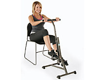 Stamina InStride Total Body Cycle w/ Weighted Pedals - F248771