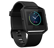 Fitbit Blaze Fitness Watch - Gunmetal - F249672