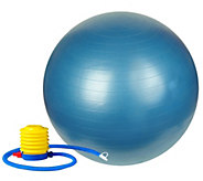 Sunny Health & Fitness Anti-Burst Gym Ball, 30 - F249174
