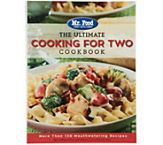 Mr. Food Test Kitchen The Ultimate Cooking for Two Cookbook - F12275