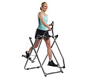 XL Glider Full Body Workout w/ Thumb Pulse, DVD& Meal Plan - F231975