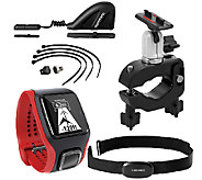 TomTom Multi-Sport Cardio   Cycle Watch with Accessories - F249276
