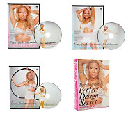 Tracy Anderson Perfect Design Series 3 DVD Set - F09077