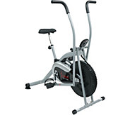 Sunny Health & Fitness SF-B2621 Cross TrainingFan Bike - F249777